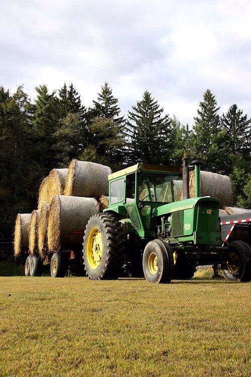 tractors ;)John Deere 4320