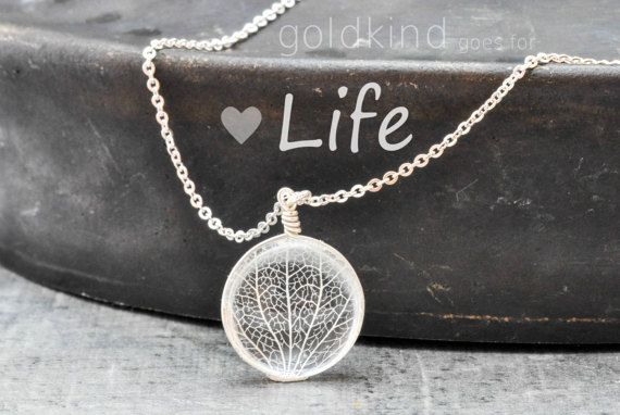 goldkind LEAF of LIFE 925er Kette / Silber / von goldkindmanufaktur