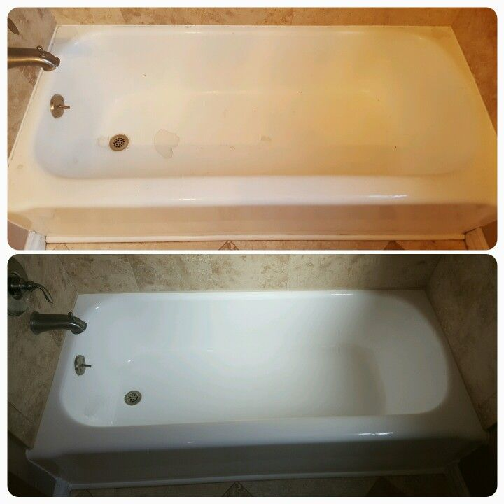 209 best Bathtub Reglazing images on Pinterest | Bath tub, Bathtub ...
