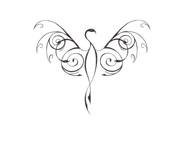 phoenix tattoos for women   Amazing phoenix tattooos design for yours   Like Tattoo