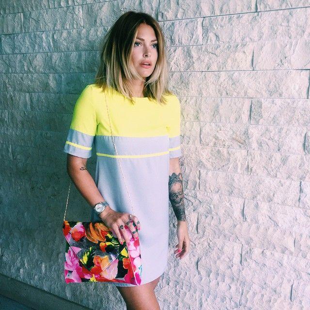 Caroline Receveur / 3 juillet 2015OUTFITS