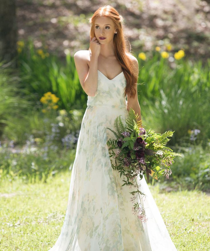 Bridesmaids gifts more a collection of ideas to try for Cinched waist wedding dress