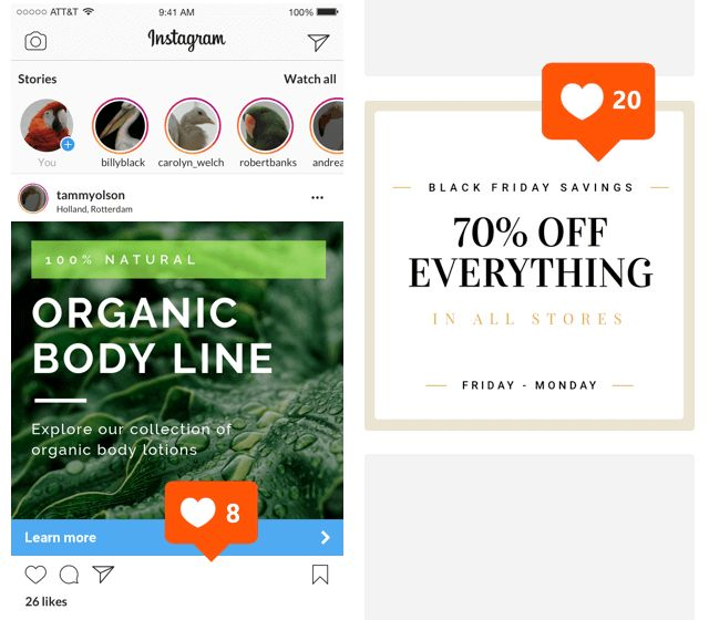 Instagram Post Mockup Generator Instagram Software Instagram Follower Free More Followers On Instagram