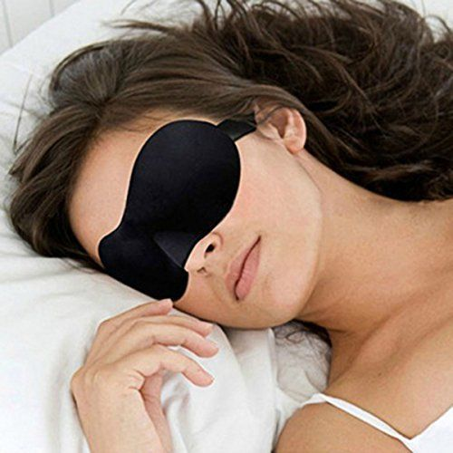 Product Description Highest quality material with luxurious elegant velvet pouch; Blocks the Lights Completely; Helping you to relax and fall asleep quickly for a blissful sleep and wake up refreshed; Earplugs with the mask, whether a snoring passengers or noise from TV, this will complete the...