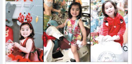 Scarlet Snow Belo Proud Na Proud Na Ibinahagi Ang Mga Bonggang Regalo Na Natanggap Niya Ngayong Pasko