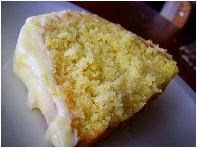 Culinaria do Brasil para o mundo: BOLO DE LIMÃO (tradicional)