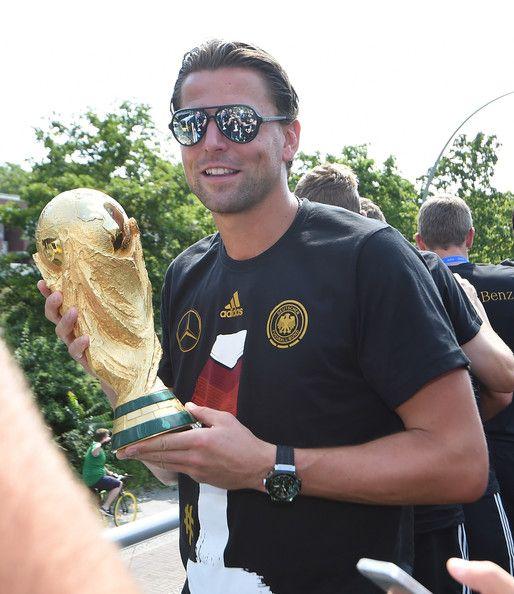 Roman Weidenfeller Photos: Germany Victory Celebration
