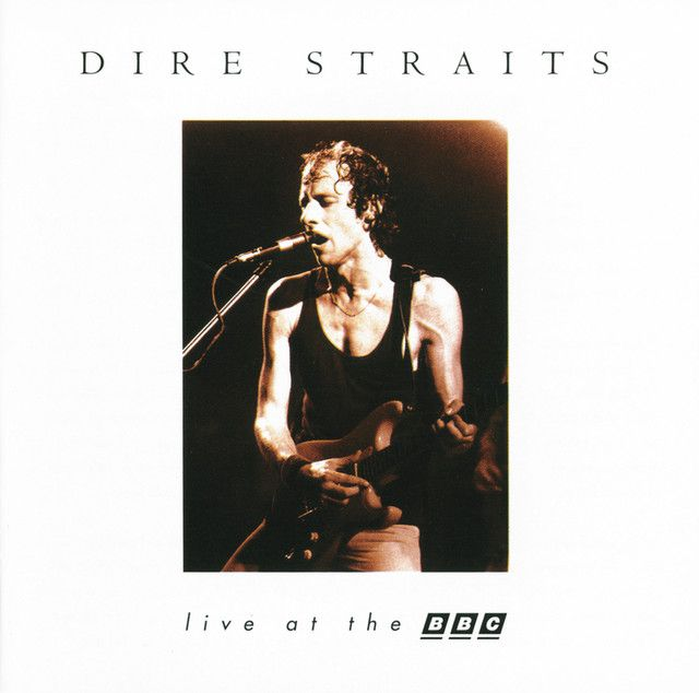 """""""Sultans Of Swing - Live At The BBC"""" by Dire Straits was added to my Discover Weekly playlist on Spotify"""