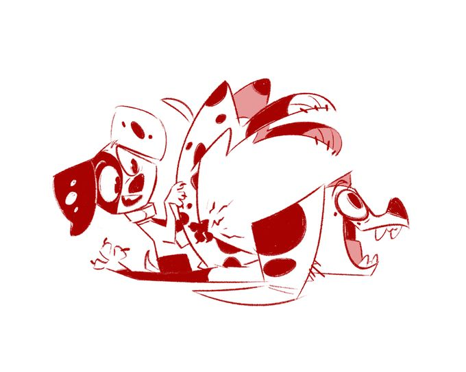 101 Dump by HigglyTownHero on DeviantArt | 101 dalmatian