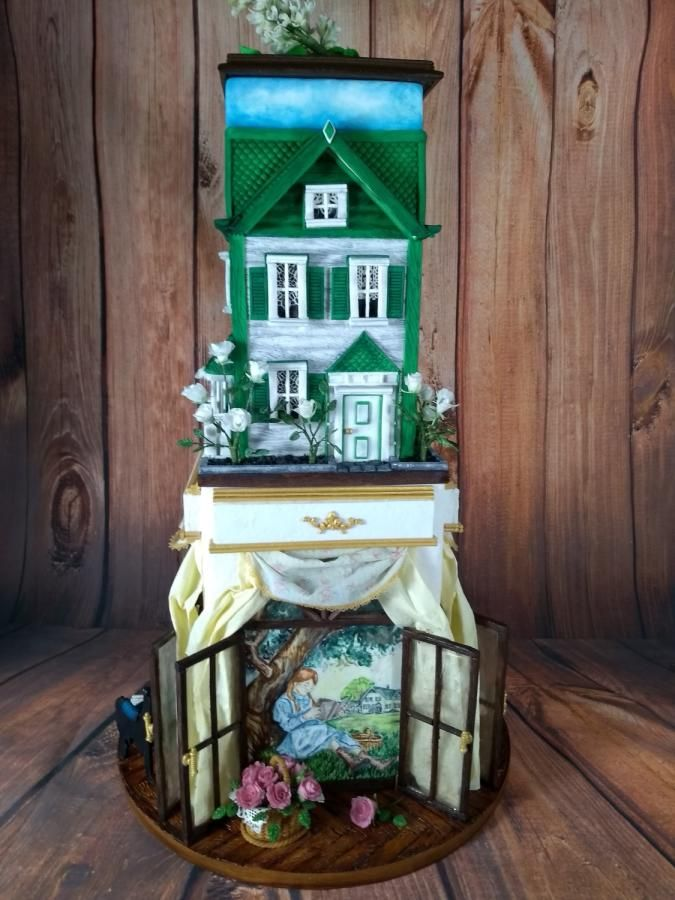 Anne Of Green Gables By Topping Queen By Diana Adler With Images
