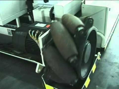 CPV mit Mecanum-Rädern - YouTube