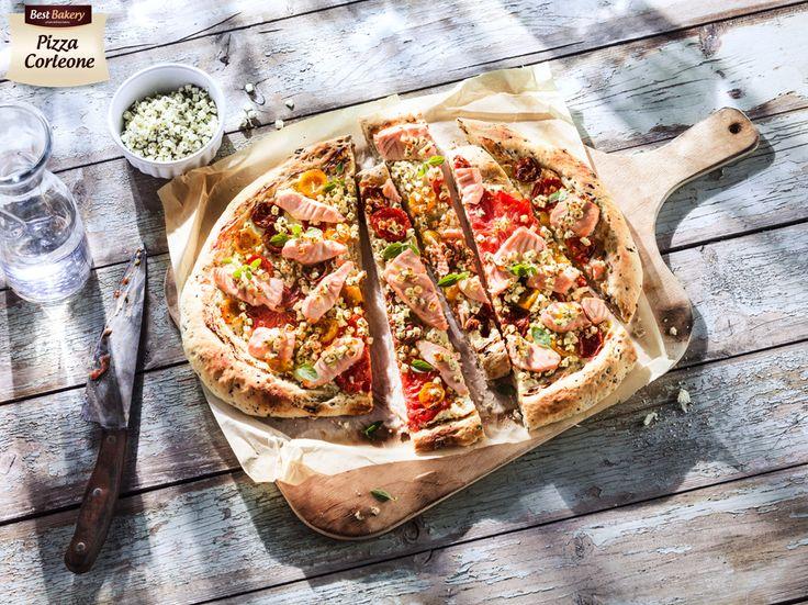 Dzisiaj praca w naszej kuchni wre od rana ... zastanawiamy się nad kolejnymi smakami pizzy, które mogłby spełnić Wasze oczekiwania a z drugiej strony aby można było je przygotować w domu wykorzystując nasze mrożone Ciasto do Pizzy w kulce Best Bakery lub świeże 😄 ❤️ A zatem plan na dzisiaj to Pizza Corleone na cienkim włoskim cieście z łososiem np: Lilly Planet ❤️❤️❤️ Stefan 😄