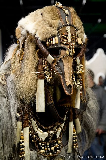 Cosplay - Furry Leader / Shaman | Flickr - Photo Sharing!
