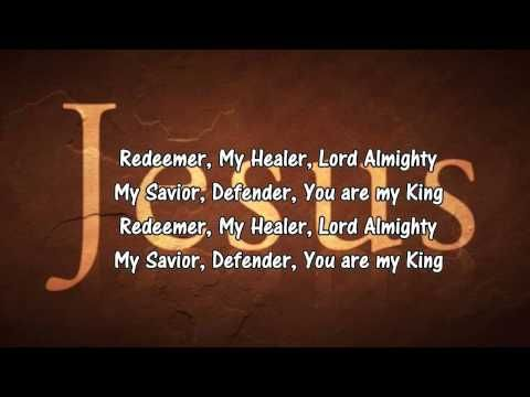 Your Great Name - Natalie Grant (Worship Song with Lyrics) - YouTube