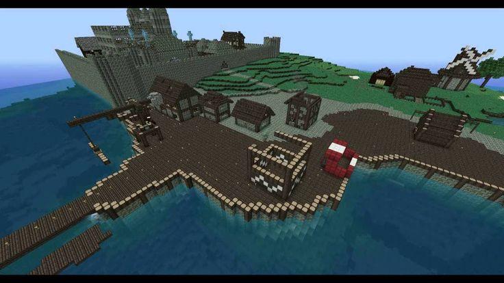 Medieval Minecraft Port