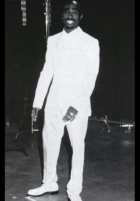 Tupac... Bae looking good right!?
