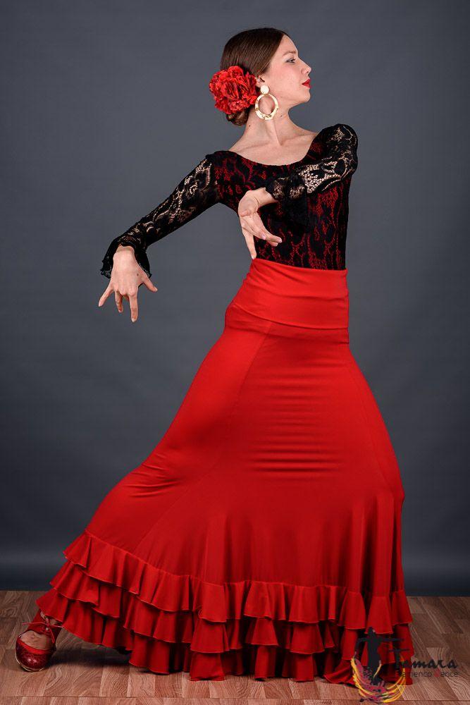 Falda Flamenco Flamenco Skirt Jupe Flamenco Vestidos De Flamenca Faldas Flamencas Vestidos De Danza