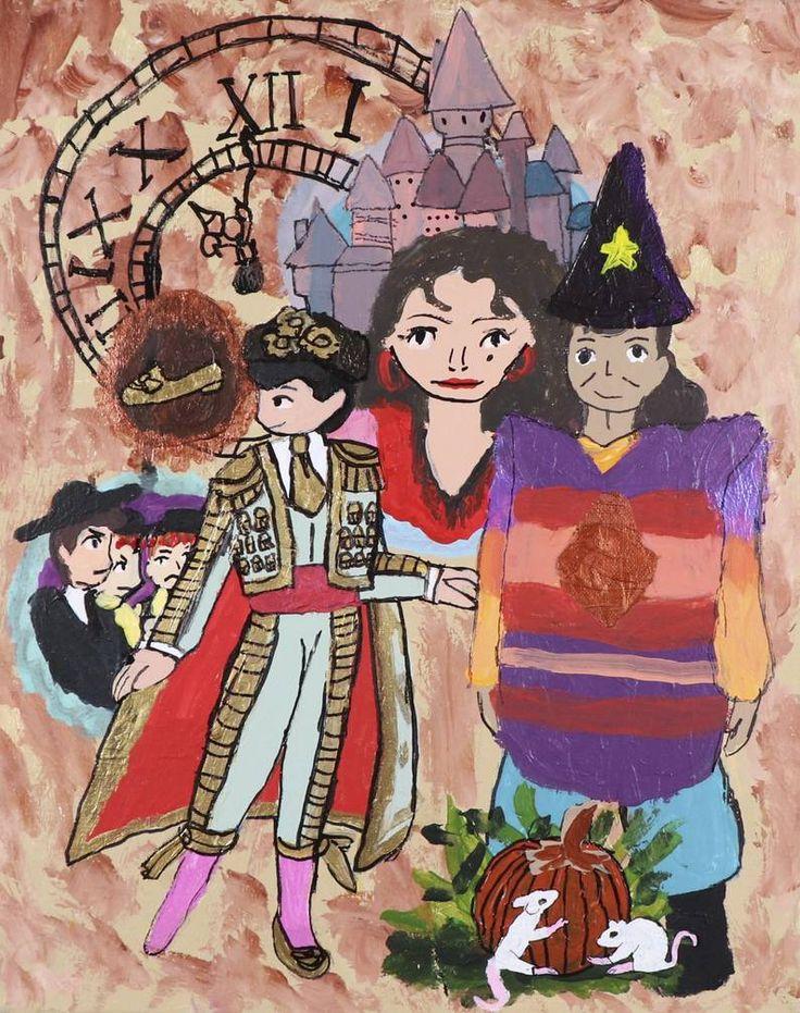 Cinderello by emayuku Anime movies, Anime, Fairy tale