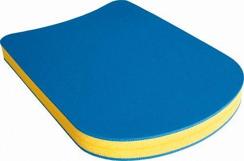 Aquatics Kinder Schwimmbrett Board, Blau/Gelb, 49028