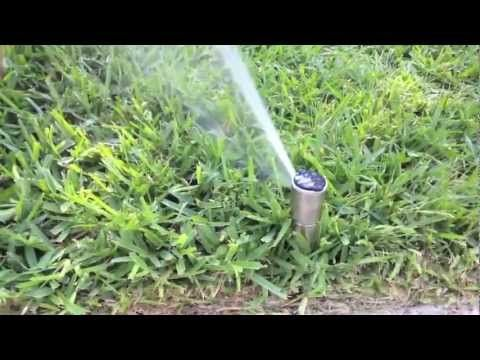 Easy DIY $150 In-Ground Sprinkler System - YouTube