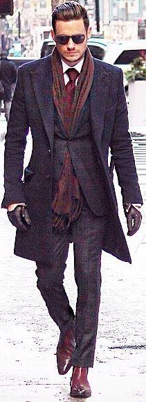 Men's suit and coat perfection