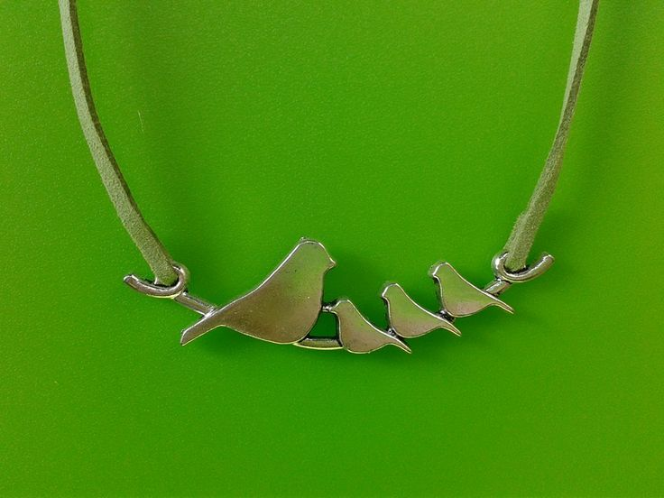For The Birds Necklace Email shenbettridge@gmail.com