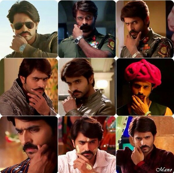 Ashish Sharma - Bollywood - Tv Indian actor - Rudra He's really handsome