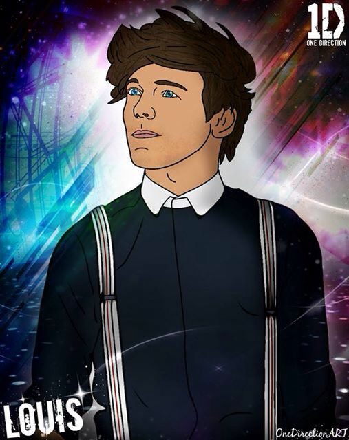 Louis Tomlinsom ❤️ OneDirection❤️