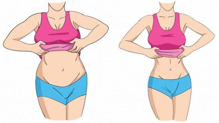 Vyzkoušejte: Pouze dva poháry denně a za 7 dní máte ploché břicho