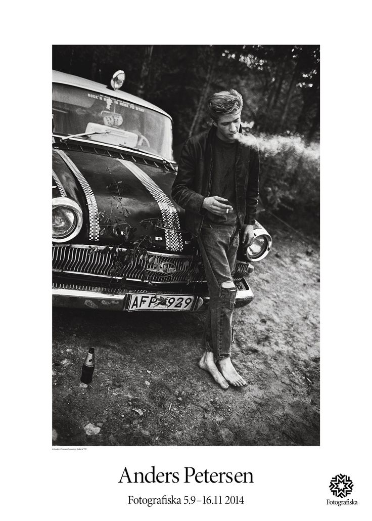 Affisch Anders Petersen 210 - Affischer