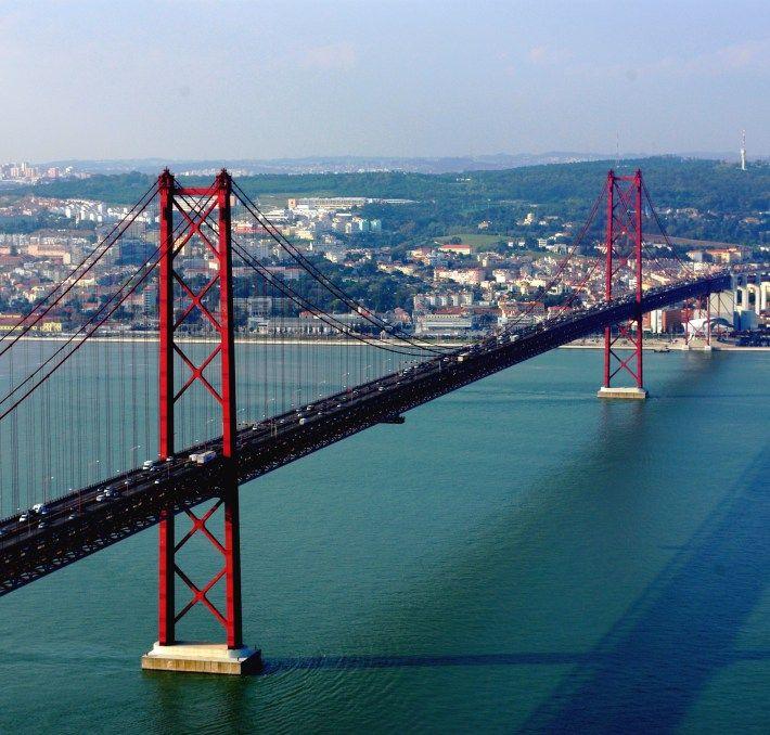 Top 5 des plus beaux points de vue de Lisbonne