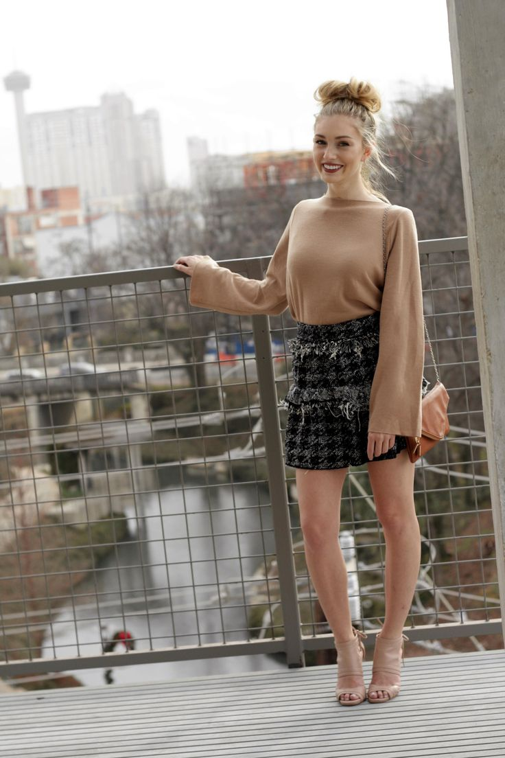 When my obsession with bell sleeves began. Love this view overlooking the Riverwalk in San Antonio, Texas