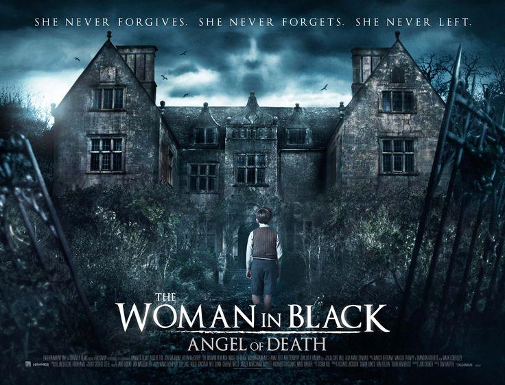 The Woman In Black: Angel Of Death   Stu Loves Film