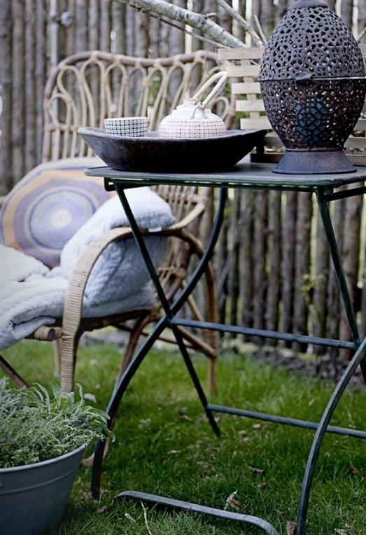 17 best images about mesas on pinterest mesas cordoba - Mesas de mimbre ...