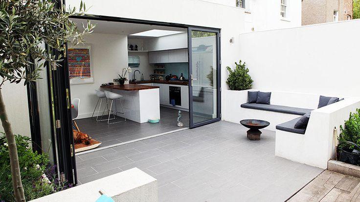 Bi Folding Sliding Patio Doors Aluminium up to 13ft wide 4 Panel £2995 in Business, Office & Industrial, Building Materials & Supplies, Doors & Door Fixtures   eBay