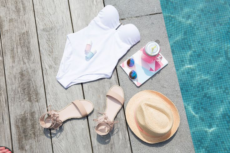 L'outfit parfait pour la mer, la piscine, la mer !!