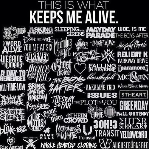 So many good bands on this