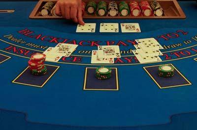 online blackjack unfair