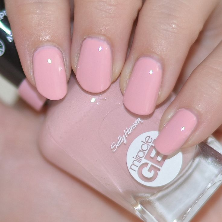 Sally Hansen Miracle Gel - LiveLifeGorgeous