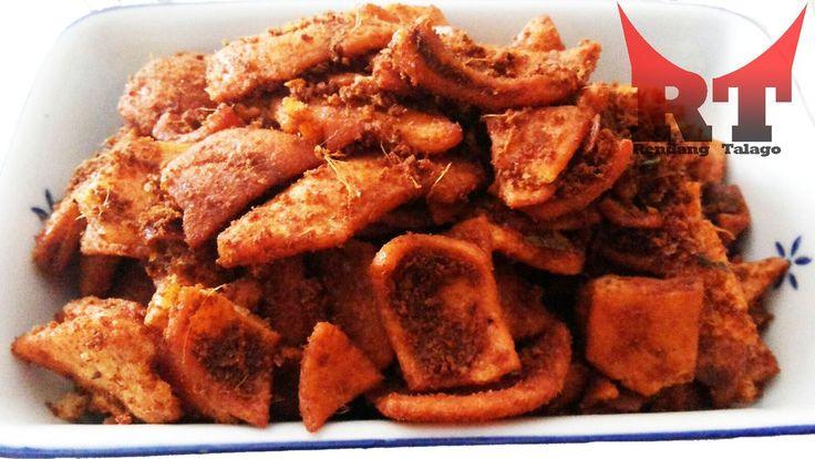 Nikmati Rendang Telor yang crispy dan enak. kunjungi : http://www.tokopedia.com/rendangtalago #rendang #telor