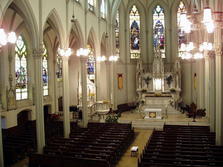 St. Monica Catholic Church - New York City