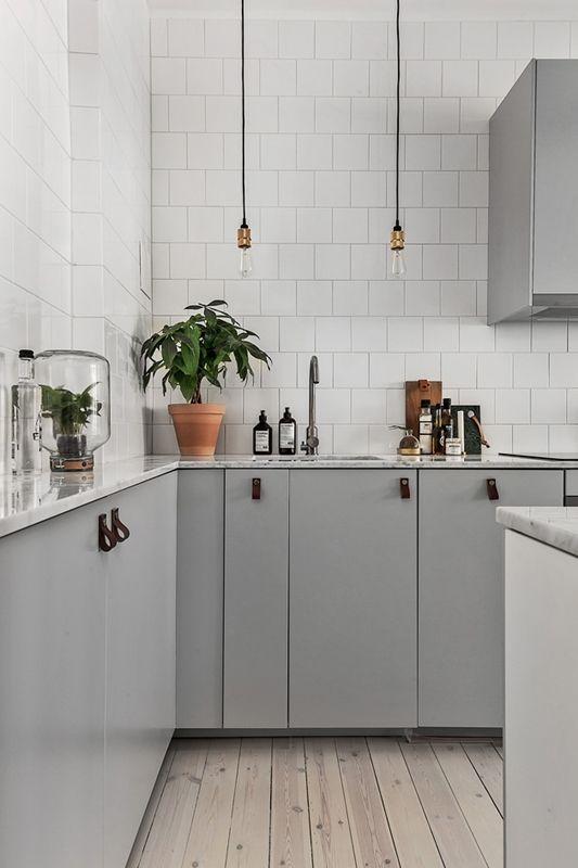 Minimal Kitchens - Homey Oh My