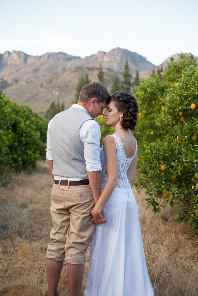 Natasha & Jaco Hunter | Fairlady Bride