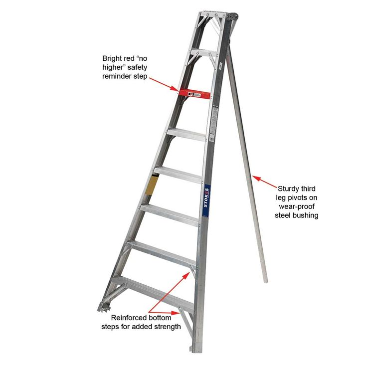 Aluminum Fruit Picking Ladder Fruit Picking Fruit Ladder