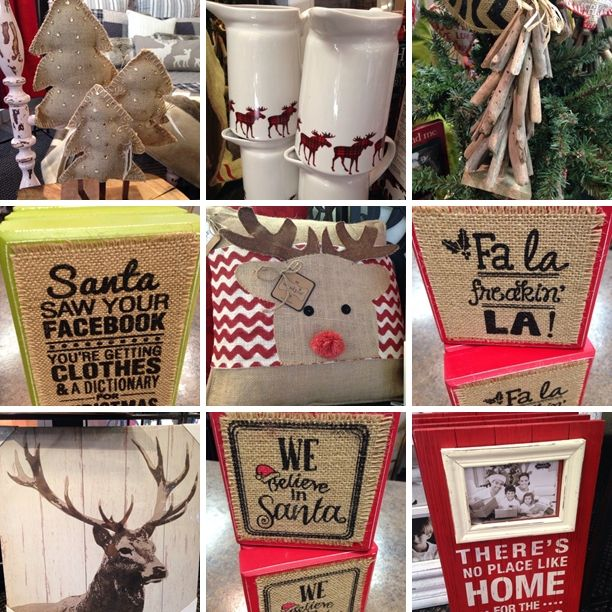 Our Christmas Collection is making it's way out into the store! #pickitfencepembrokechristmas