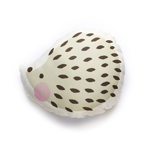 Charuca's Hedgehog Cushion. You don't get cutter than this.