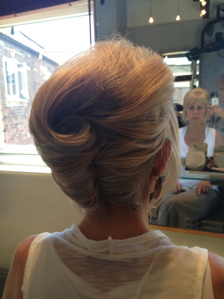 Mature Bride Classic Updo | Updos | Pinterest | Updo Classic And Brides