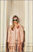 """Love Out of Lust""  Photographer: Annabel Mehran  Model: Cara Delevingne  Stylist: Bay Garnett  For Lula #14 Spring/Summer 2012"