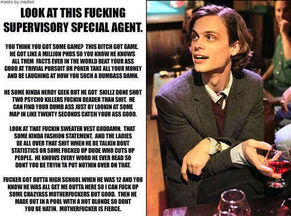 spencer reid smart quotes. mmm, dr spencer reid. reid smart quotes