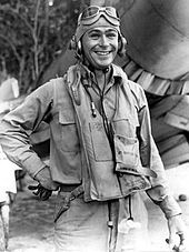 John Franklin Bolt (19 May 1921 – 8 September 2004) was a United States Marine Corps aviator and a decorated flying ace who served during World War II and the Korean War. He remains the only US Marine to achieve ace status in two wars and rose to the rank of lieutenant colonel during his military career. He was also the only Marine jet fighter ace.